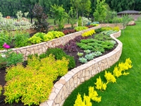 large commercial landscaping company - 1